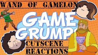 Zelda: Wand of Gamelon Cutscene Reactions - Game Grumps