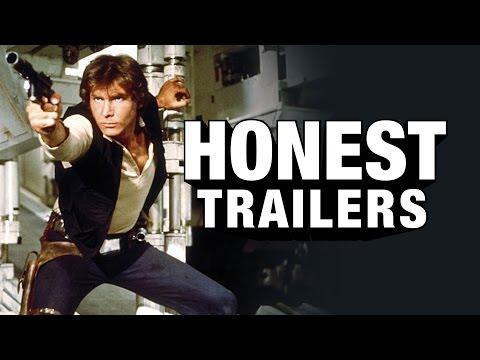 Honest Trailers Star Wars