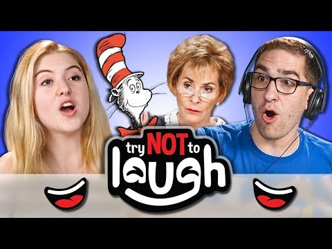 Try To Watch This Without Laughing or Grinning 80 REACT