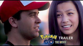 Pokémon Go | Live Action Movie - Trailer [HD] (2017)