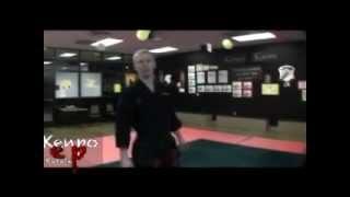 Kenpo Karate Point of Origin part #1