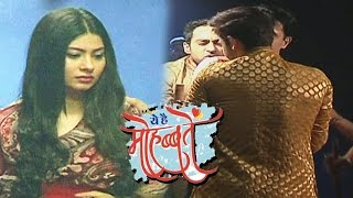 Adi Tries To RAPE Aaliya   Ye Hai Mohabbatein   09 May 2016 Episode