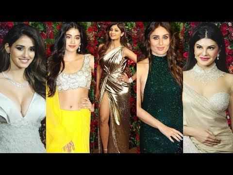 Xxx Mp4 Top 10 HOT Actress At Ranveer Deepika Mumbai Reception Party 3gp Sex