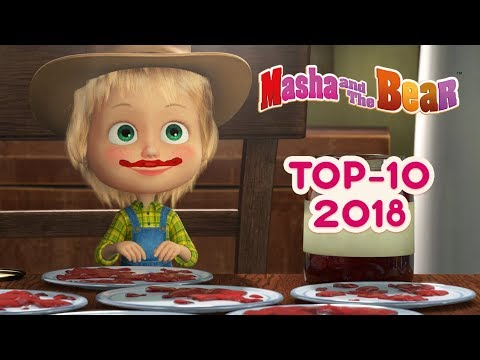 Xxx Mp4 Masha And The Bear Top 10 🎬 Best Episodes Of 2018 3gp Sex