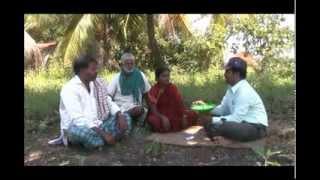 Controlling Brinjal shoot and fruit borer by using pheromone water trap Kannada BAIF Karnataka