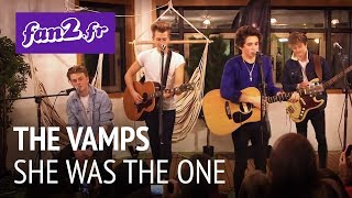 The Vamps - She Was The One [acoustic]