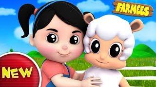 Mary had A Little Lamb | Nursery Rhymes | Kids Songs | Children Rhymes