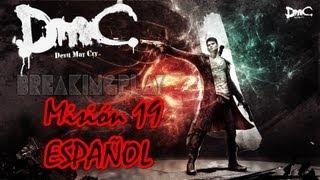 DmC Devil May Cry Misión 19 Jefe Mundus Juego Completo Español BREAKINGPLAY.COM