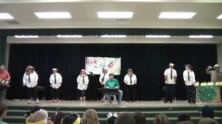 DBES 2014 Rancher Idol Teacher's Dance