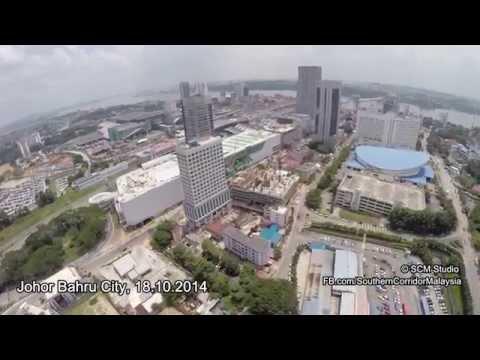 Johor Bahru City, Oct 2014