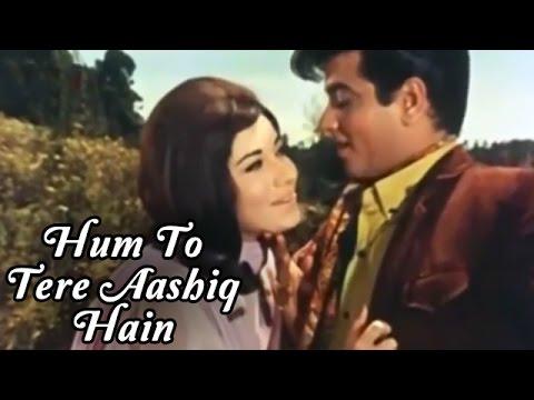 Xxx Mp4 Hum To Tere Aashiq Hain – Jeetendra Babita – Farz 3gp Sex