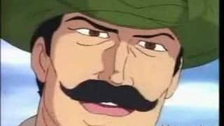 G.I. Joe - Get in the Fridge