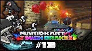 "Mario Kart 8 DELUXE: Tough Brakes #13 | ""OH, HE SAID IT!"" [Bob-omb Blast] GAMEPLAY WALKTHROUGH"