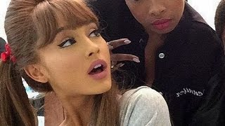 Ariana Grande - Funny Moments (Best 2017★)