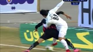 Siahjamegan Mashhad vs Perspolis Tehran IPL Week19 2017-18 Season