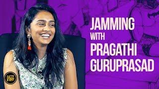 Jamming with Singer Pragathi Guruprasad   Fully Filmy