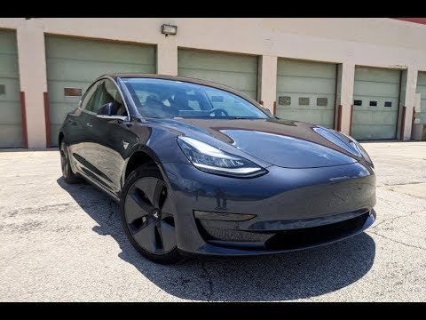 Xxx Mp4 2018 Tesla Model 3 Test Drive Review Is It Truly The Electric Car Messiah 3gp Sex