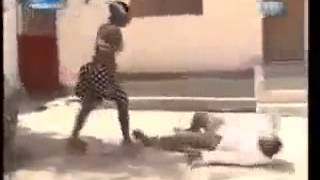 Bagarre africaine