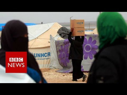 Xxx Mp4 Syrian Women Sexually Exploited By Aid Workers BBC News 3gp Sex