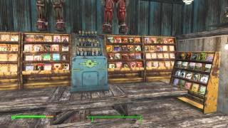 Fallout 4's Biggest base - Sanctuary Hills on steroids