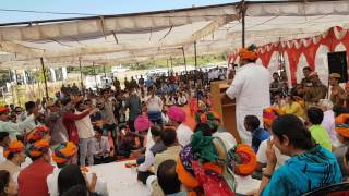 Dheeraj gurjar MLA speech