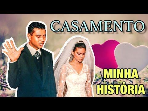 Minha história Aline Barros fala sobre casamento