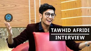 TAWHID AFRIDI INTERVIEW 2017 | TAWHID AFRIDI | BANGLA NEW FUNNY VIDEO | WE ARE AWESOME PEOPLE