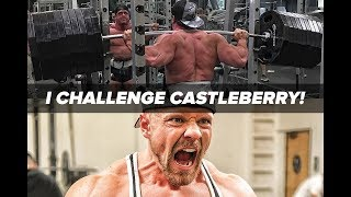 Marc Lobliner Challenges Fake Weights Brad Castleberry AGAIN