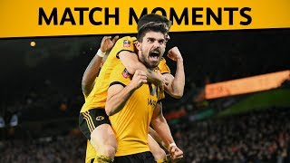 ANOTHER SENSATIONAL RUBEN NEVES STRIKE! Ruben seals the win v Liverpool