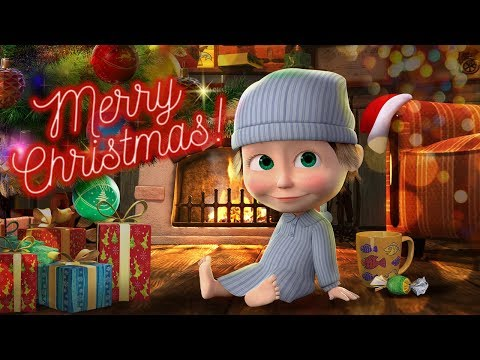 Xxx Mp4 Masha And The Bear Merry Christmas And Happy New Year 🎄🎅 3gp Sex