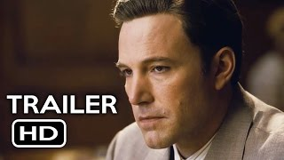 Live by Night Official Trailer #1 (2017) Ben Affleck, Scott Eastwood Drama Movie HD