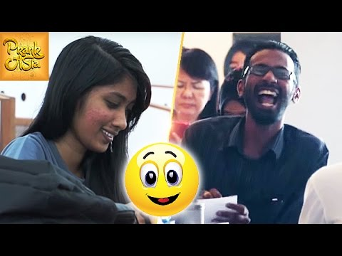 A Reason To SMILE | Have A Nice Day | Prank Asia