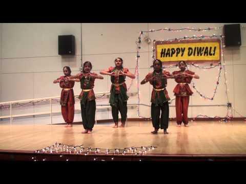 Acton Diwali 2012 classic dance
