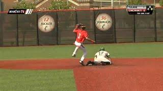 Baseball Recap: Cincinnati 11, Tulane 1
