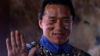 Jackie Chan - Shanghai Noon scene