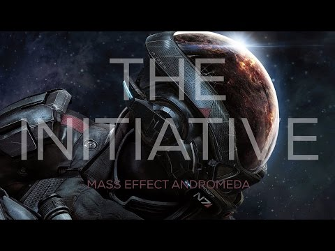 Mass Effect Andromeda Rap Song The Initiative EPIC ►Daddyphatsnaps