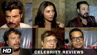 Celebrity Reviews | Ekkees Toppon Ki Salaami