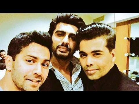 Koffee With Karan Season 5   Varun Dhawan and Arjun Kapoor