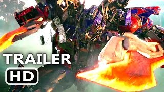 TRANSFORMERS 5 IMAX Teaser Trailer (2017) Mark Wahlberg Sci-Fi Action Movie HD