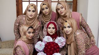 Asian wedding trailer    Bengali Wedding Highlights   Afsana & Zamanur