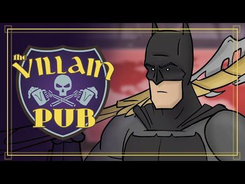 Villain Pub - The Boss Battle