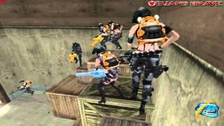 CFVN Troll Game : Team C4 chơi lầy nhất Cao Cấp 1 Kênh 2 =))~