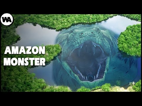Why Does the Amazon River Create Monsters