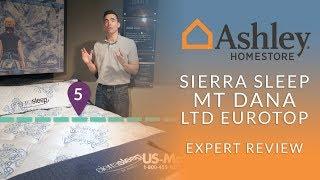 Ashley Sierra Sleep Mt Dana Ltd Euro Top Mattress Expert Review