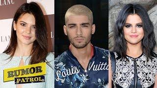 Zayn Malik Love Triangle W/ Kendall & Selena? Taylor Wants Calvin to DUMP Friends? RUMOR PATROL