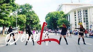 [KPOP IN PUBLIC CHALLENGE] Gashina(가시나) - SUNMI(선미) | Dance cover by DoubleL