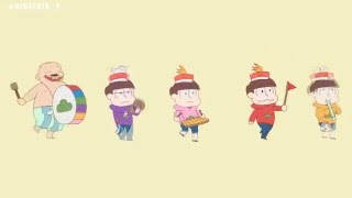 [Osomatsu san] - 오소마츠들의 행진