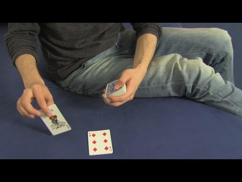 Schöner Kartentrick mit cooler Geschichte (Vorführung)