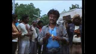 Manithan - Rajinikanth thrashes rowdy