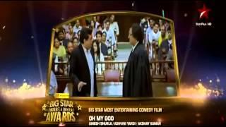 Big star entertainment awards 2012 31st December Full Episode HD